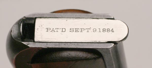 Colt Model 1900 Magazine - PAT'D SEPT. 9, 1884